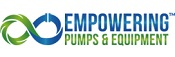 Empowering Pumps & Equipment logo