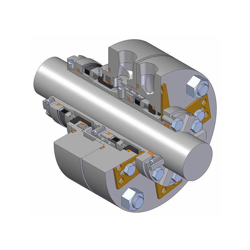 Type 2609HTL and 3609HTL Metal Bellows Seals | John Crane Mechanical